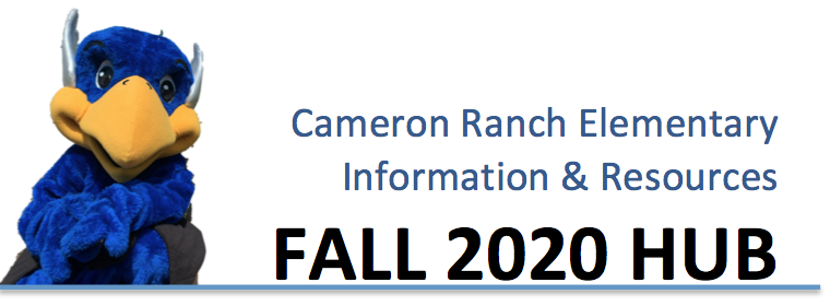 Click to explore the Cameron Ranch Fall 2020 HUB