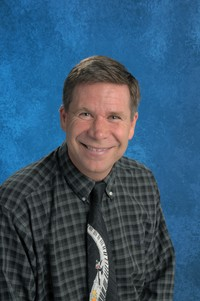 Photo of Principal Robert Reynolds