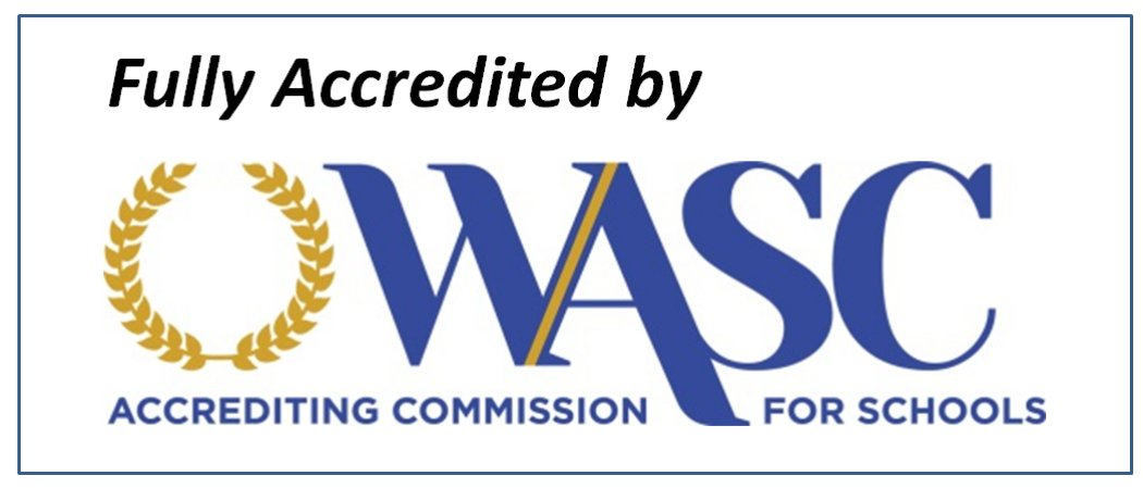 Fully Accredited WASC logo