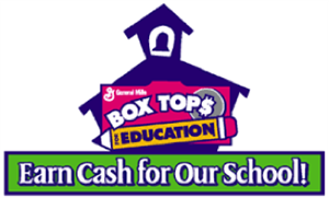 Clip art for Box Tops for Education