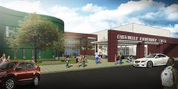 Community focus drives new Dyer-Kelly Elementary school design
