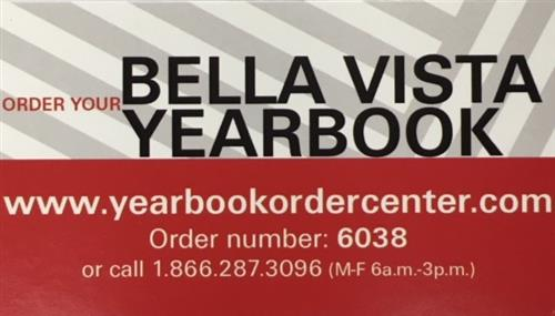 Order your BV Yearbook