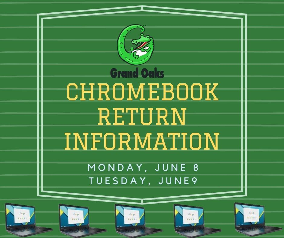 Chromebook Return Information