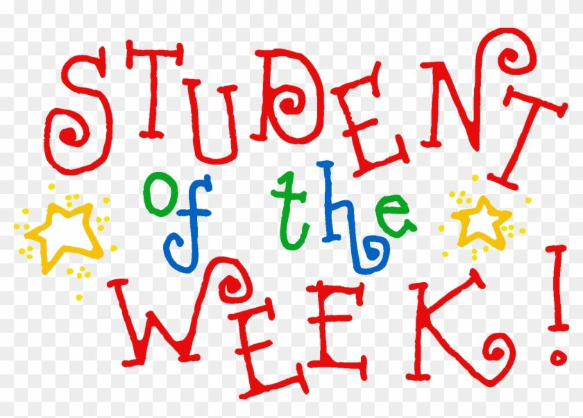 Student of the Week pdf