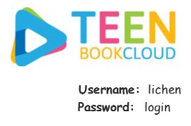 Teen Book Cloud