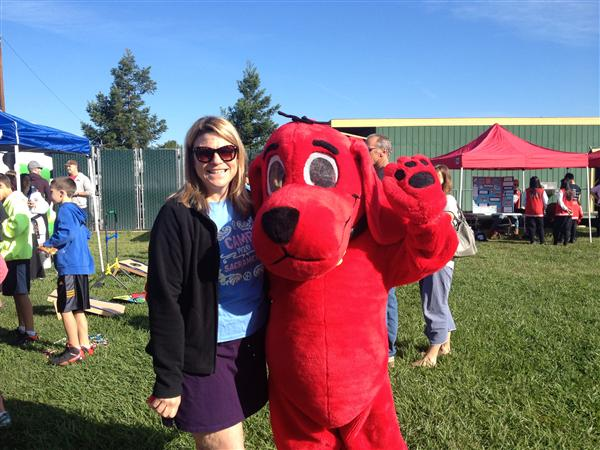 Mrs. Wilson & Clifford