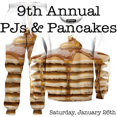 9th Annual PJ and Pancakes