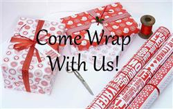 Holiday Wrapping Party