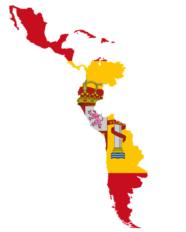 There are so many Spanish speaking countries in the world!