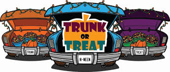 PFO Trunk or Treat Event