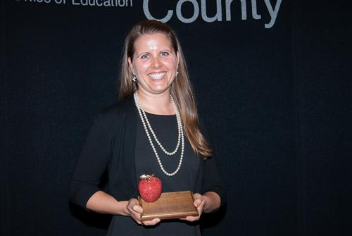 Sacramento County Teacher of the Year