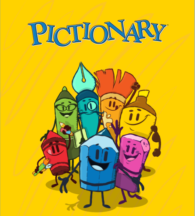 Pictionary Night- THURSDAY at 6PM