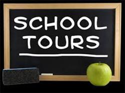 Upcoming School Tours