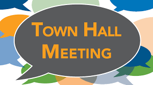 If you missed the Zoom Town Hall - Return to School Options, you can watch it here!