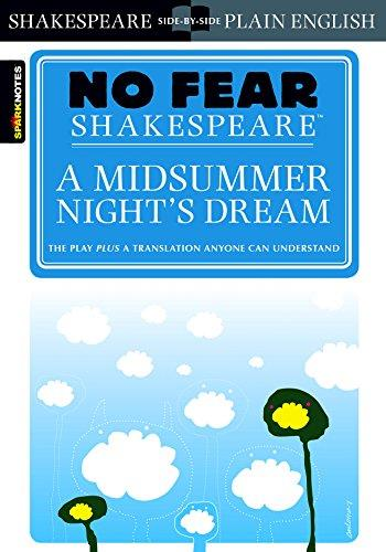 A Midsummer Night's Dream no fear