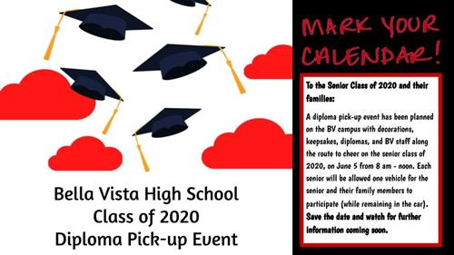 Diploma Pick-up Event