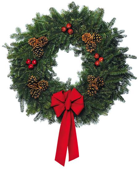 Wreath Fundraiser - Order Due this Week!