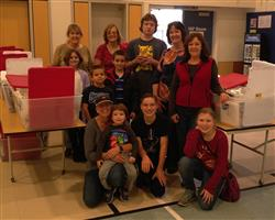 Thanksgiving Meals for Wildcat Families