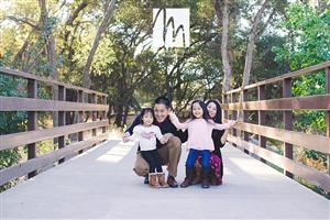 Mr. Vu and Family