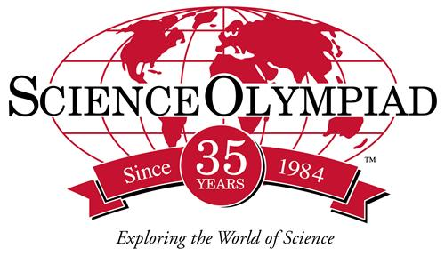 Science Olympiad thirty five year logo