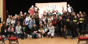 2019 Youth Empowerment Summit group photo