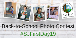 Back to school photo contest with a few back to school photos