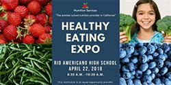 Healthy Eating Expo to showcase San Juan Unified food choices