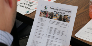 Kingswood K-8's community schools approach