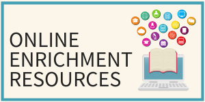 Online enrichment resources