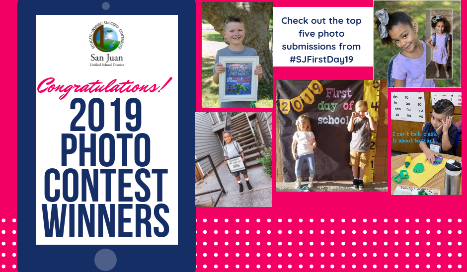 Congratulation 2019 photo contest winners