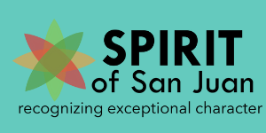 Spirit of San Juan awards logo