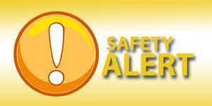 Safety Alert logo
