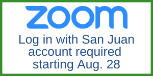Zoom updates required by Aug. 28