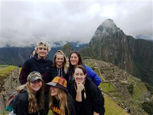 Casa at Machu Picchu, June 2019