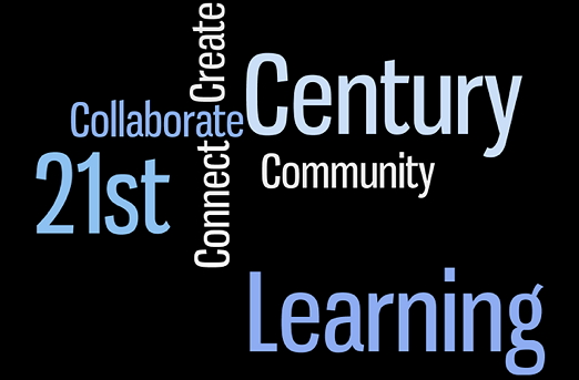 four c's of 21st century education logo