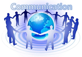 communication clip art