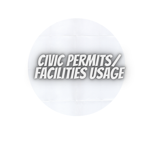 Civic Permits/Facilities Usage