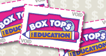 Collect Boxtops!