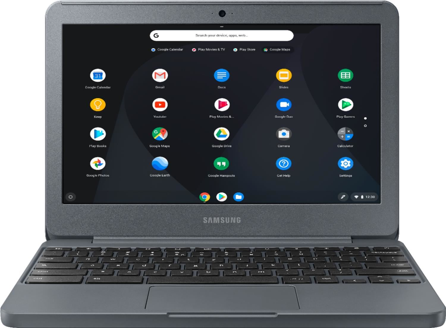 Chromebook Pickup on April 2, (time to be determined)