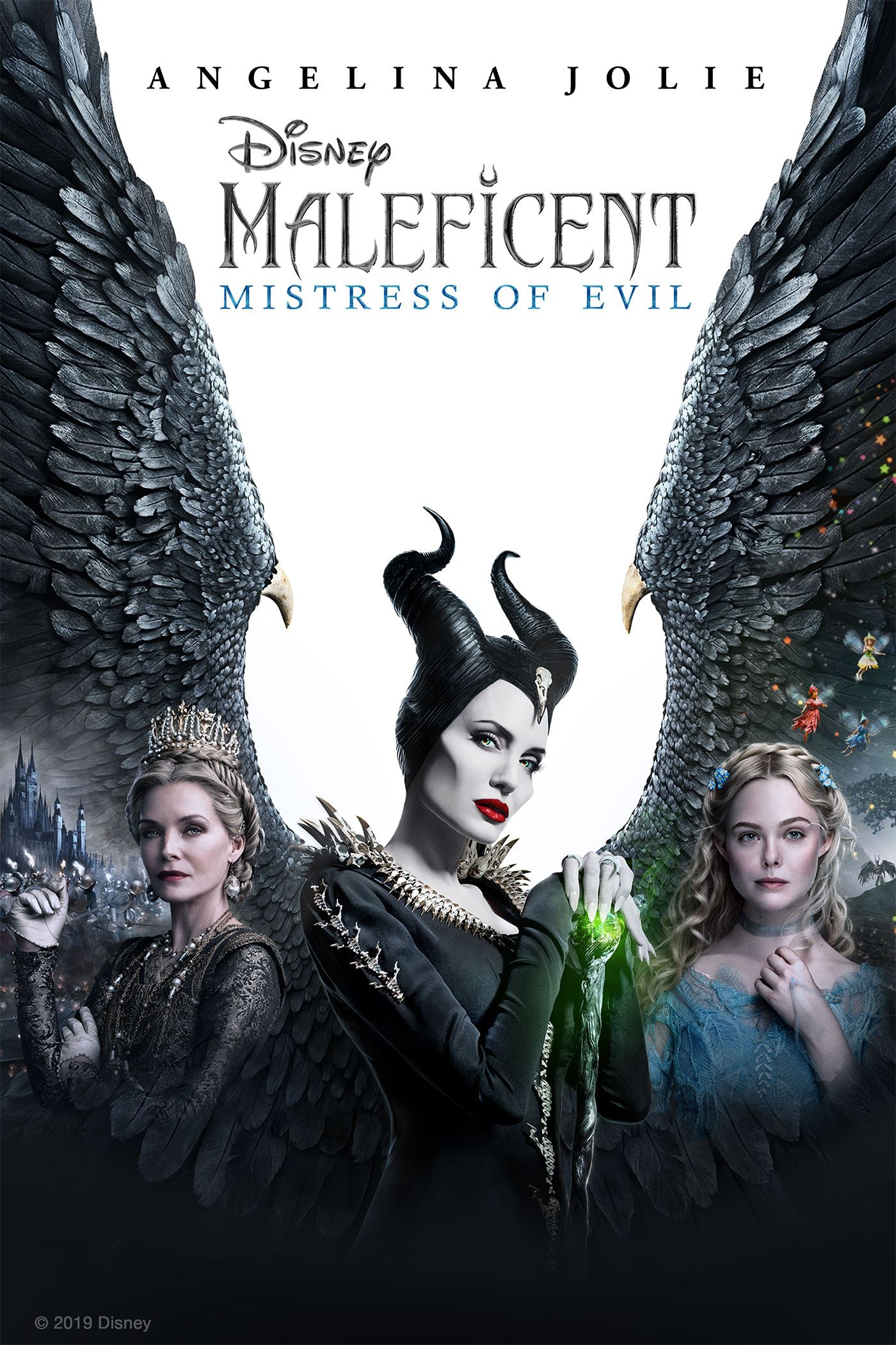 Family Movie Night at Arcade!  Maleficent: Mistress of Evil