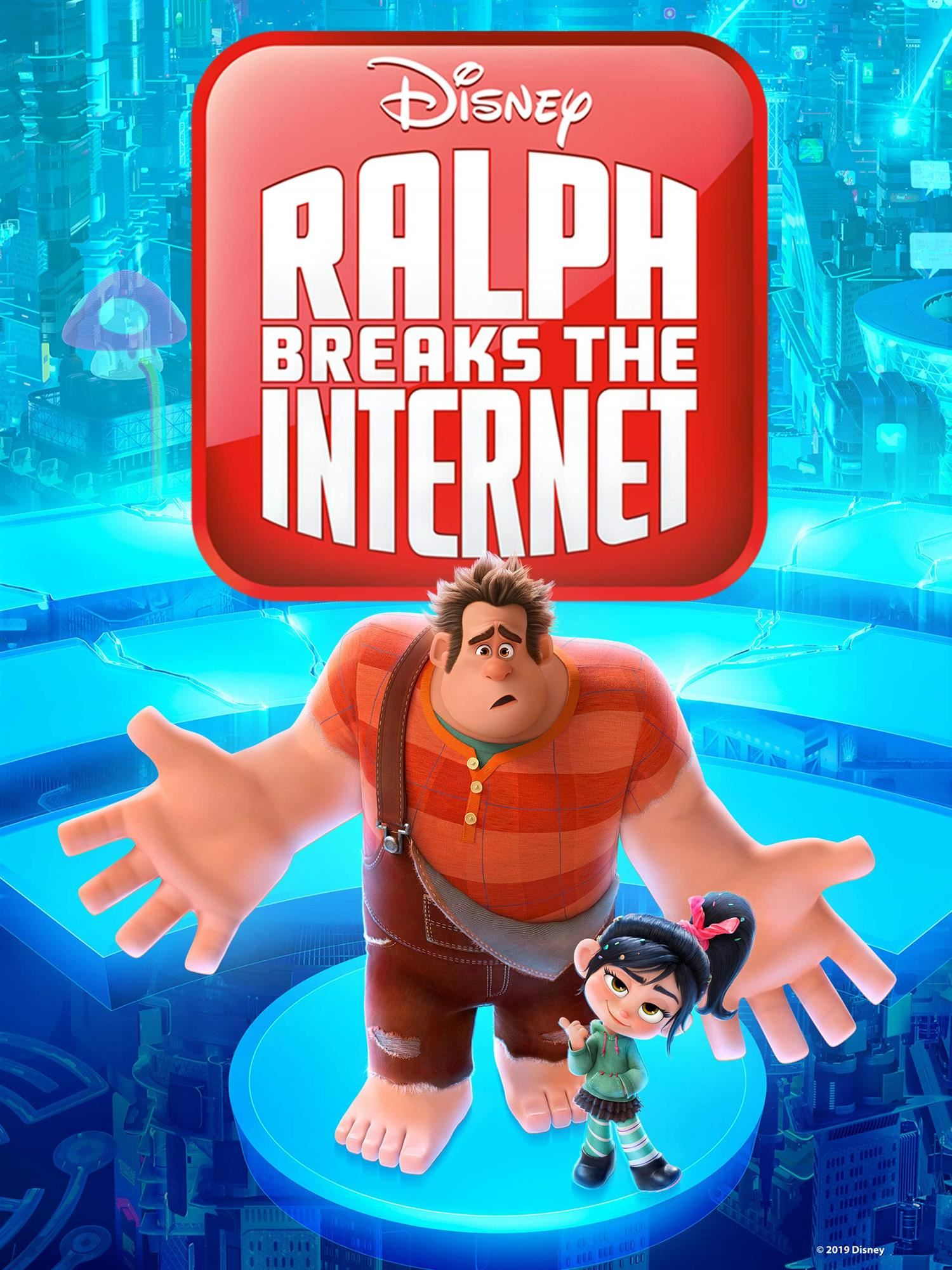 Family Movie Night at Arcade!  Ralph Breaks the Internet