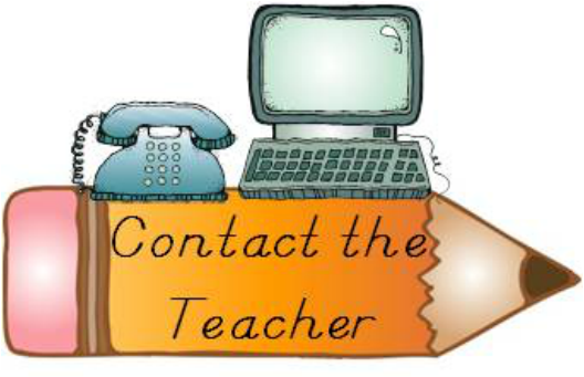 Teacher/Staff Contact Information During Campus Closure