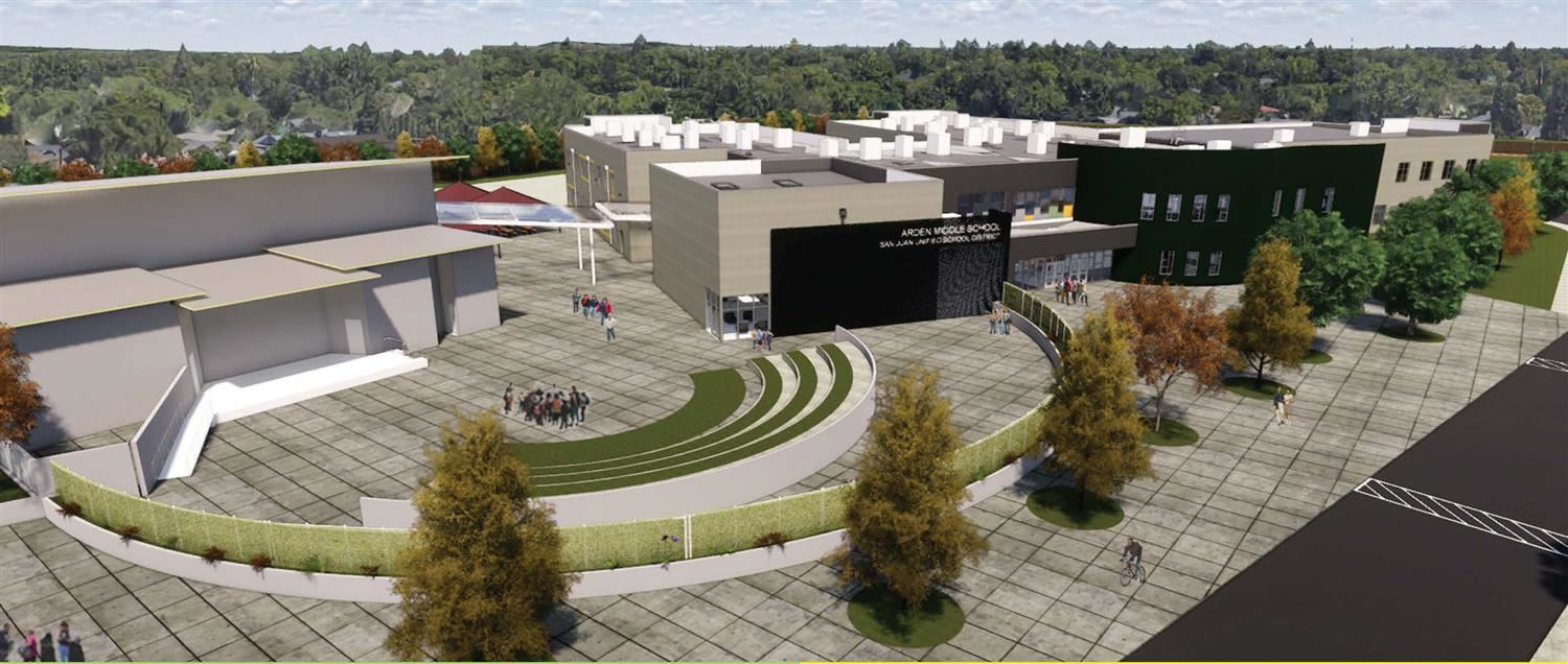 The New Arden Campus  2021-2022
