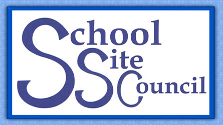 School Site Council Meeting Nov. 9th