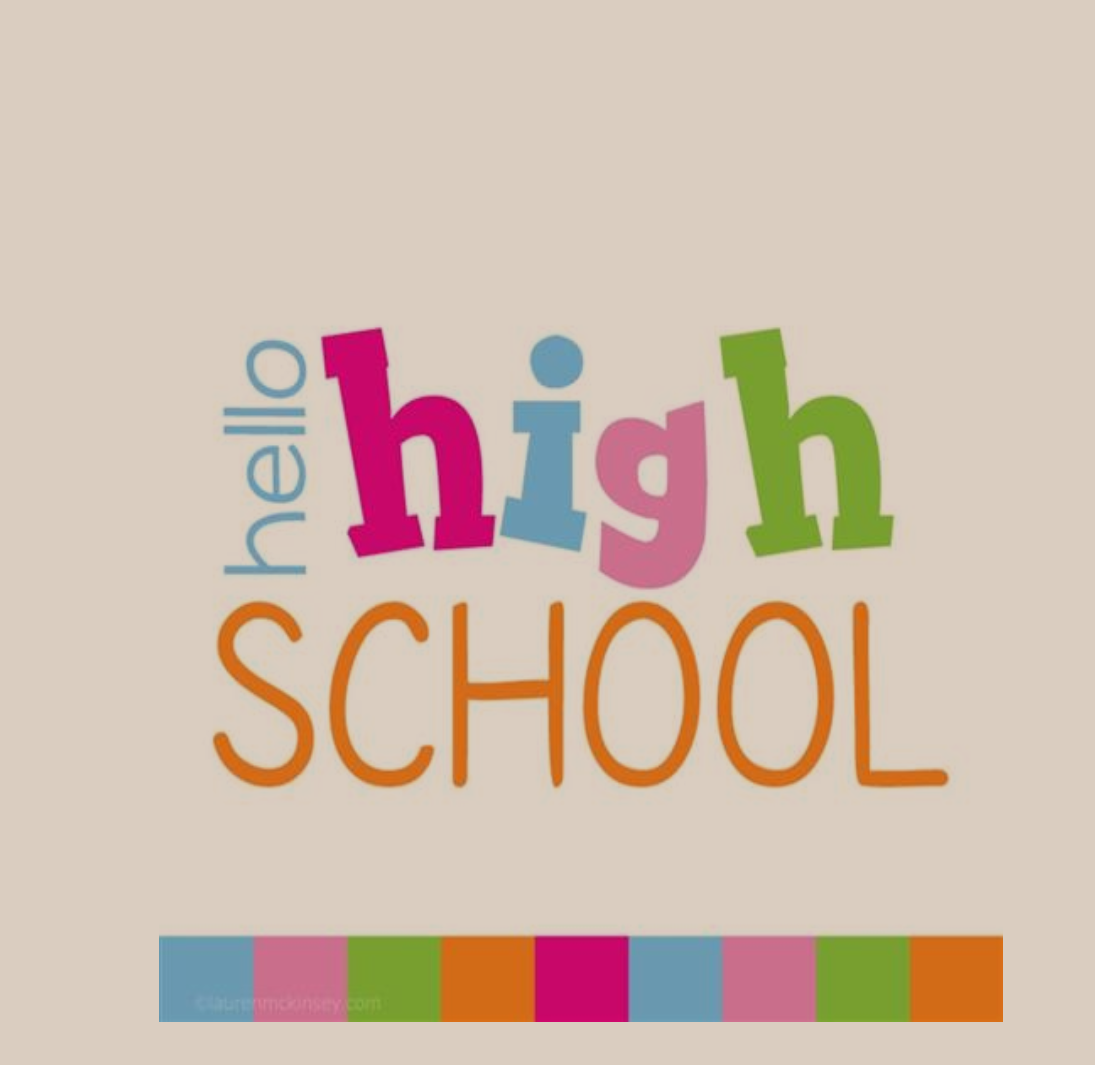 High School Program Info for 8th Graders