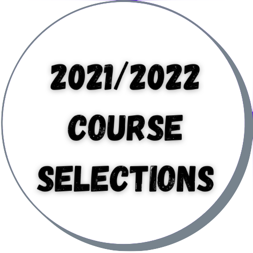 2021/2022 Course Selections
