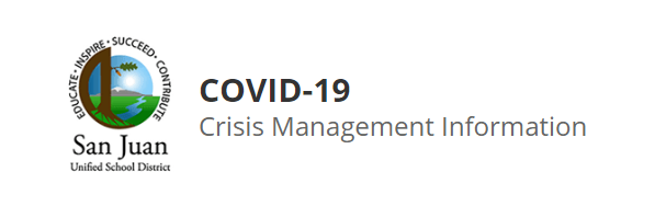 COVID-19 crisis management information
