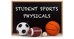 Important: Sports Physicals
