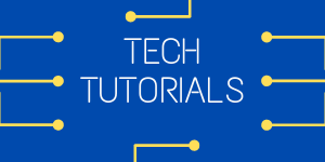 Technology Tutorials in 4 Different Languages!