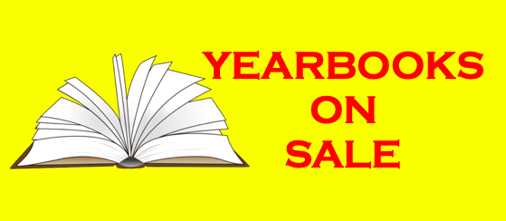Yearbooks are Still Available